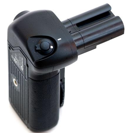 Aputure AP-N80G Battery Grip Review