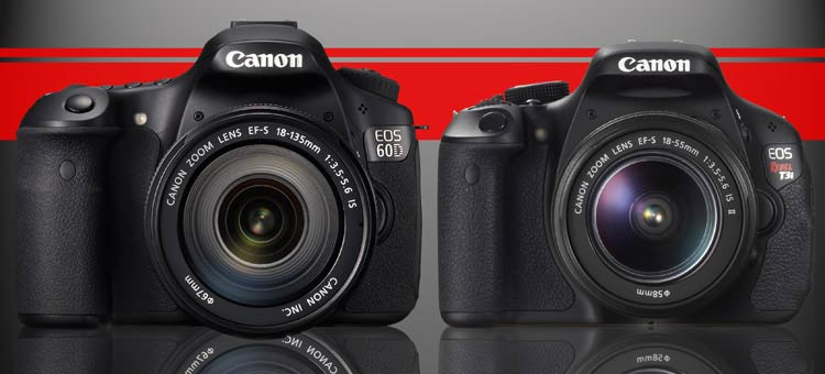 canon rebel t3i pictures. Canon T3i vs 60D: The Canon