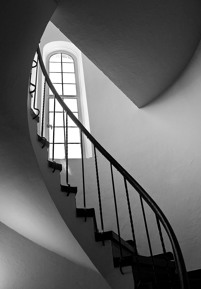 Spiral Staircase Light