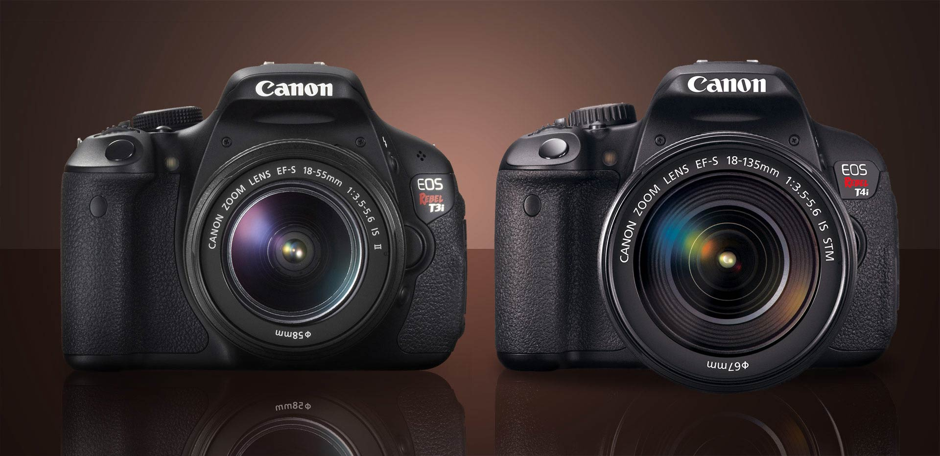 Canon T4i vs T3i