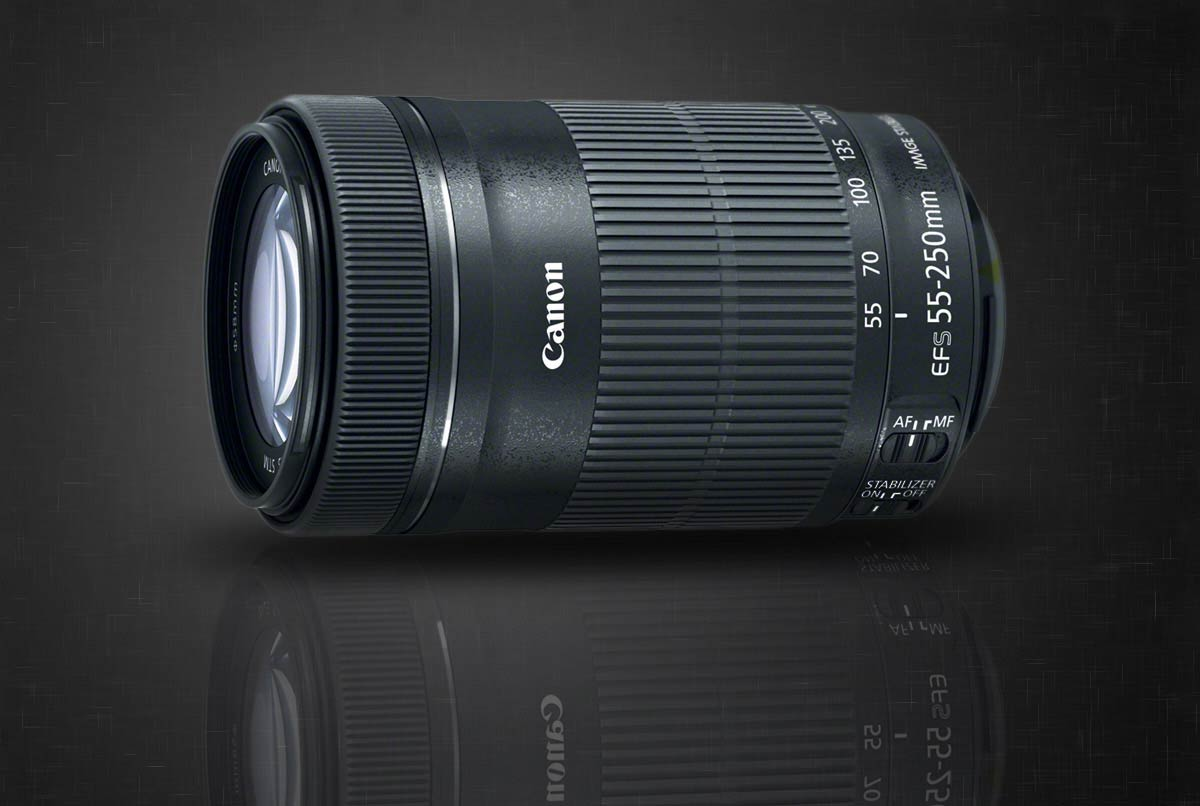 canon announces new tele zoom lens the 55 250mm f 4 5 6 is stm light and matter. Black Bedroom Furniture Sets. Home Design Ideas