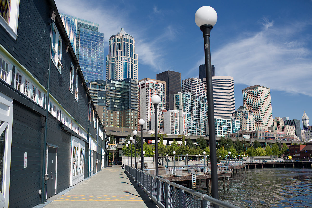 Download RAW files from Seattle Watefront