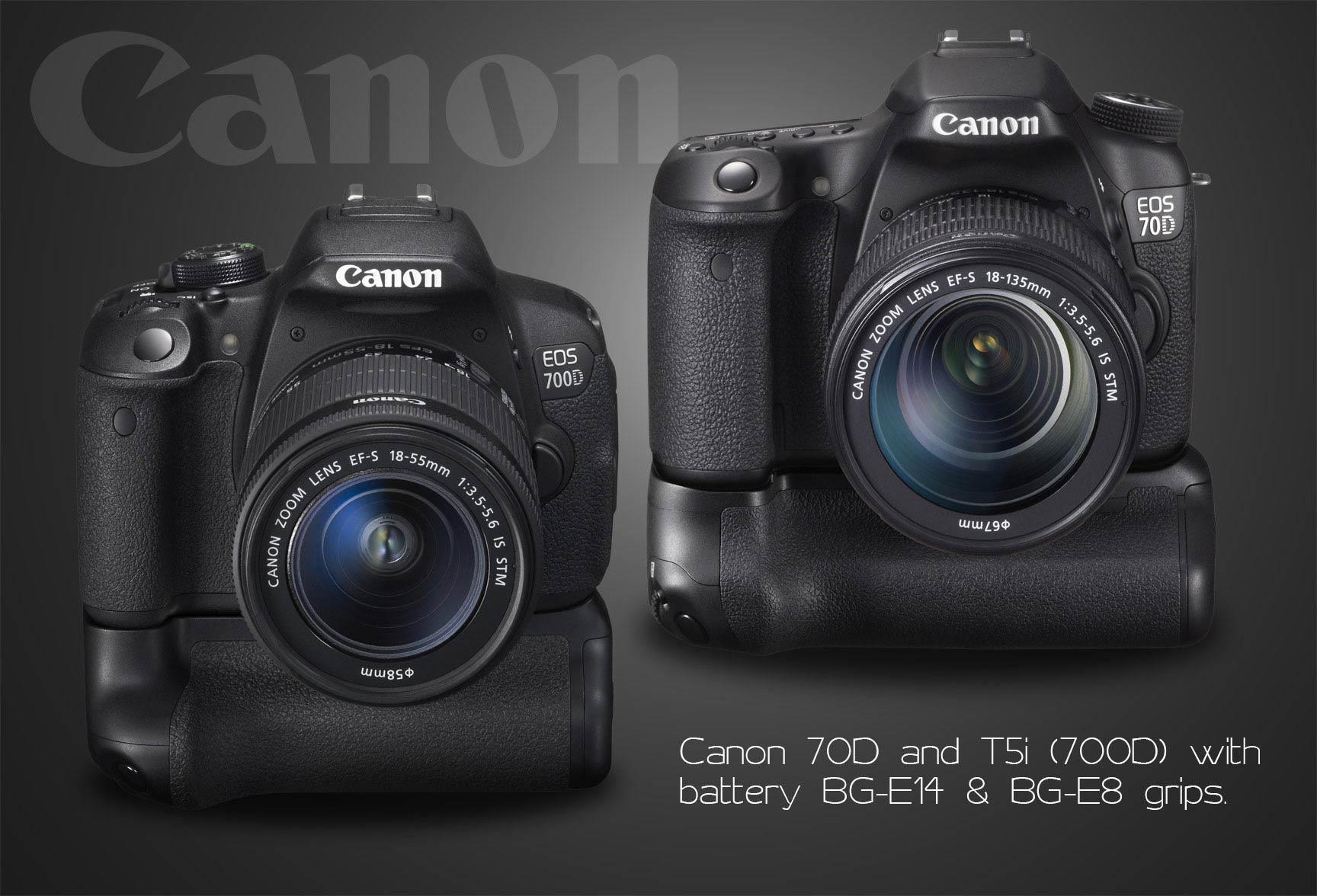 Canon 70d Vs T6i Video