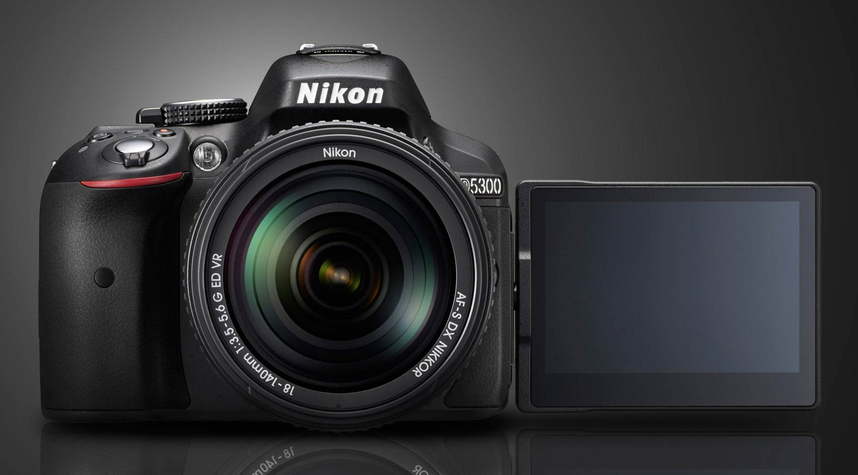 Nikon Announces D5300 SLR With Same Sensor As D7100, and AF-S 58mm f/1.4 Lens