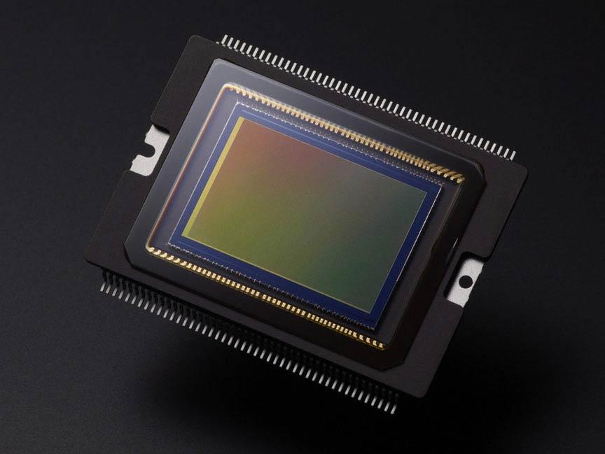 Canon 70D Sensor