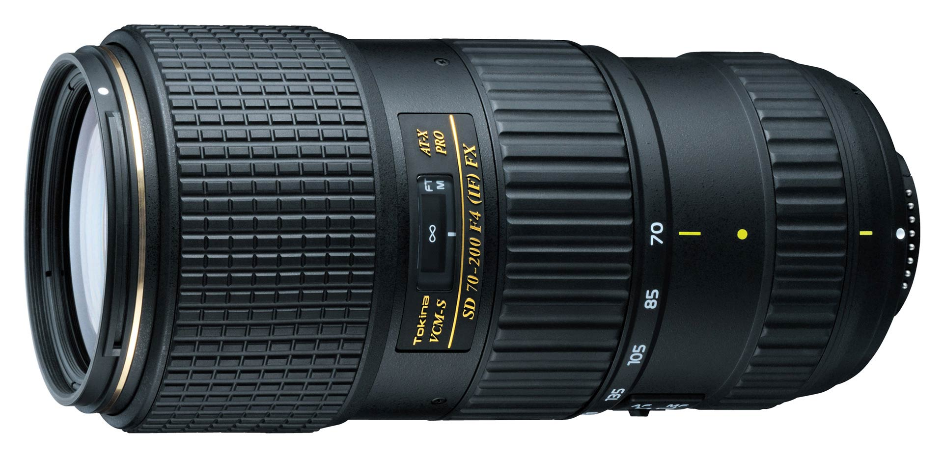 Tokina Announces Stabilized AT-X Pro 70-200mm f/4 VCM-S Lens