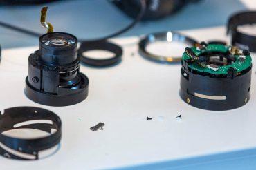 Canon 50mm f/1.4 focus repair progress