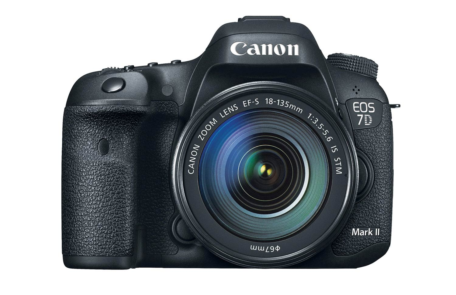 Canon Announces the EOS 7D Mark II, 3 New Lenses