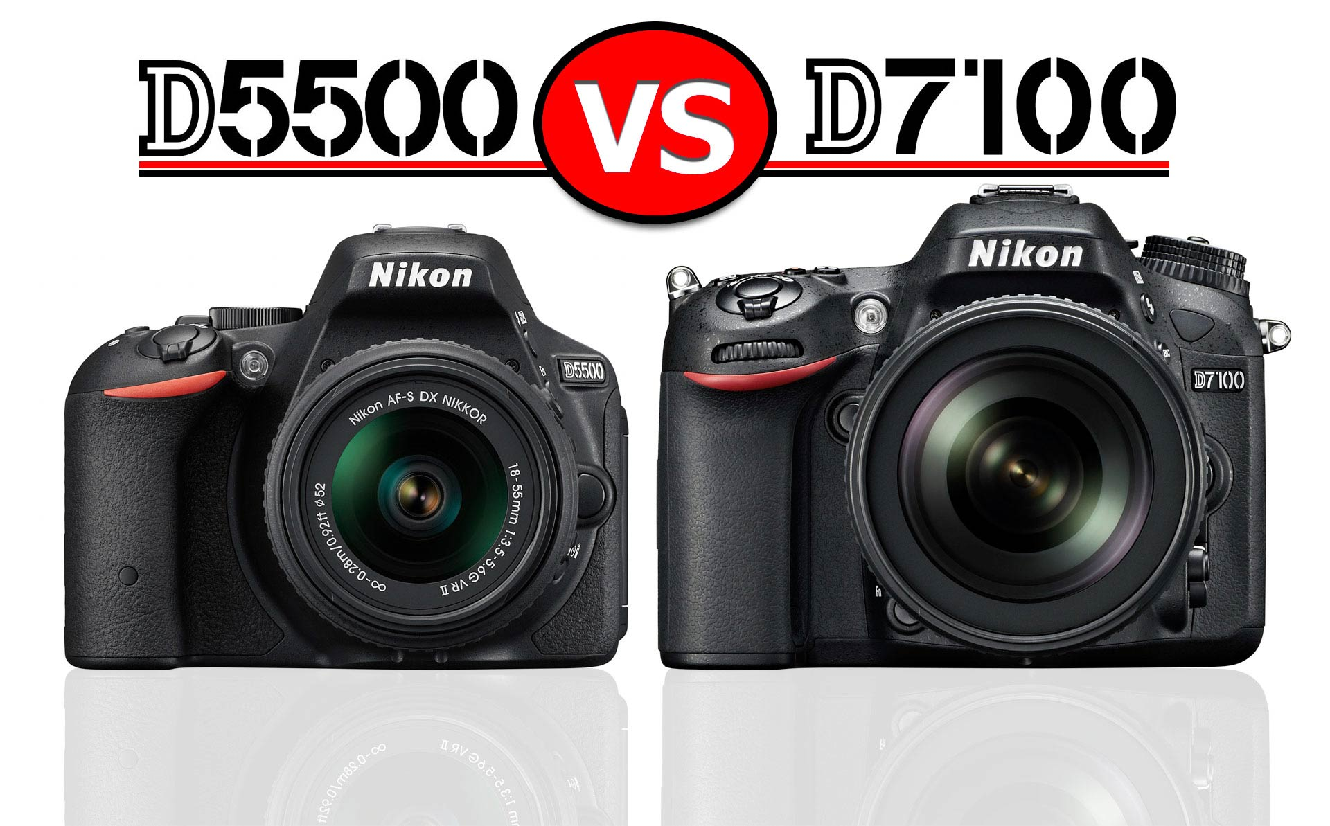 Nikon D5500 Vs D7200 >> Nikon D5500 vs D7100 : Which Should You Buy? – Light And ...