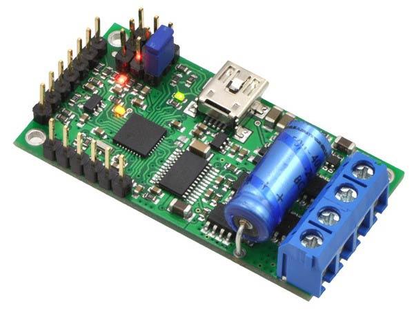 Pololu Simple Motor Controller