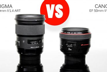 Lens Comparison: Sigma 50mm f/1.4 ART vs Canon 50mm f/1.2L