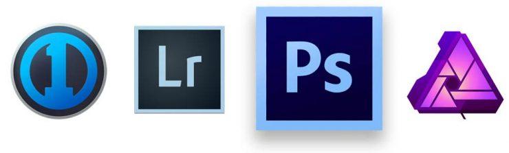 imaging software logos