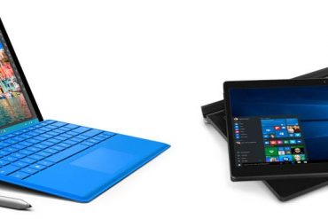 Best Tablets For Photography : Microsoft Surface Pro 4 and Dell XPS 12