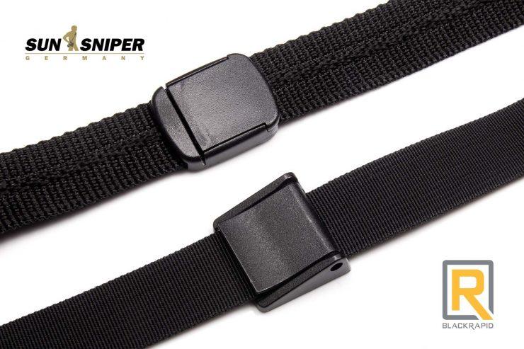 Sun-Sniper and BlackRapid webbing