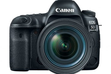 Canon 5D Mark IV with 24-70 f/4L Lens