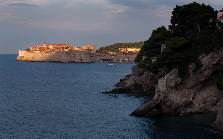 Dubrovnik at Sunrise