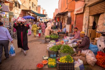 Photography in Morocco: Marrakech