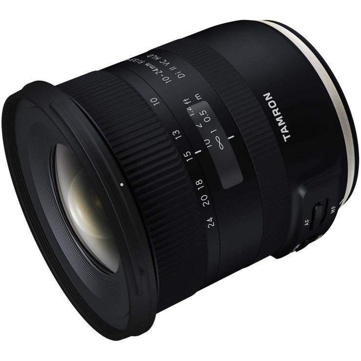 The new Tamron 10-24mm f/3.5-4.5 Di II VC HLD