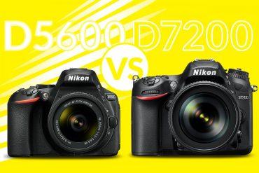 Nikon D5600 vs D7200: Which Should You Buy?