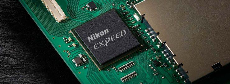 Expeed 5 processor