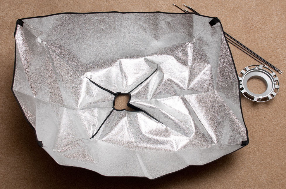 instructions for visico softbox