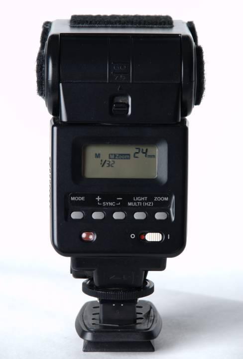 Canon 430EZ Control Panel