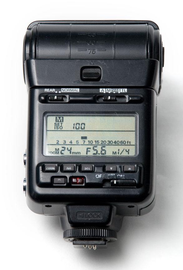 Nikon speedlight sb-25.