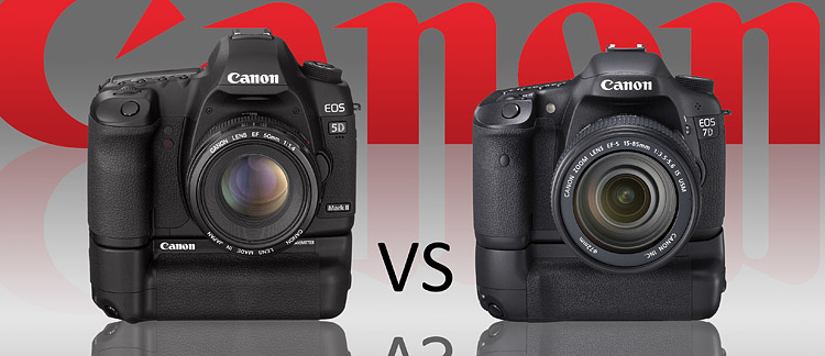 canon eos 7d vs 5d markii who should buy the 7d. Black Bedroom Furniture Sets. Home Design Ideas
