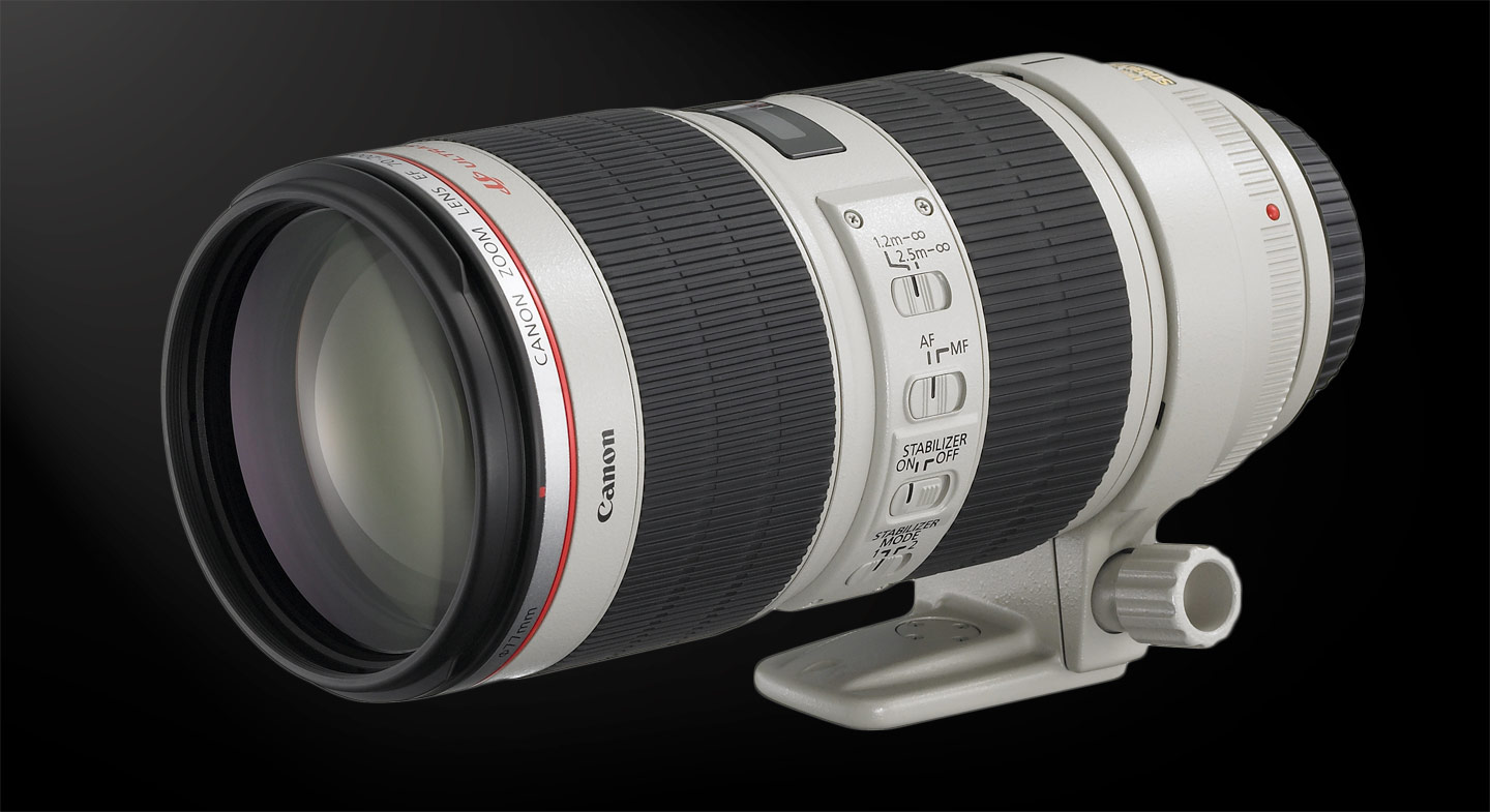 New Canon 70-200 2.8 IS II USM