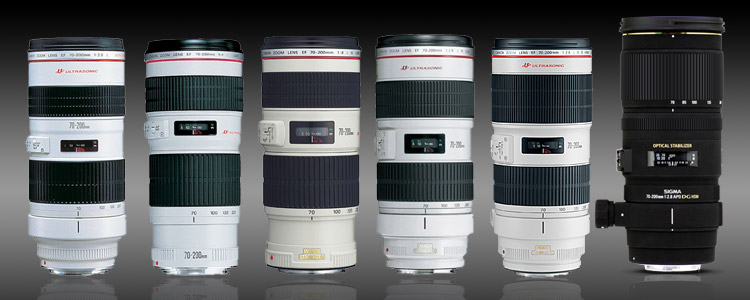 Best 70 200mm Lenses For Canon Comparison Light And Matter