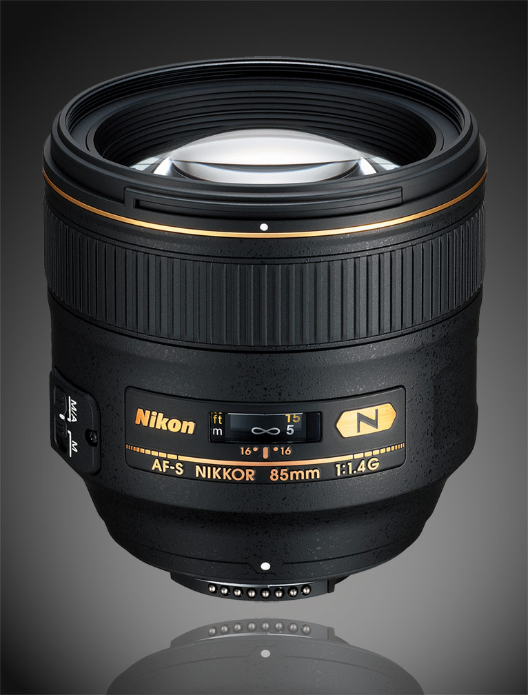 New Nikon Nikkor 85mm F1 4g A Perfect Portrait Lens
