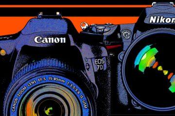 Canon 7D and Nikon D7000
