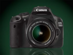 Canon T2i / 550D