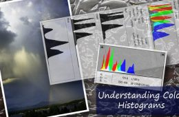 How to understand a color histogram