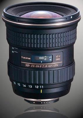 Tokina AT-X 11-16 f2.8 Pro DX
