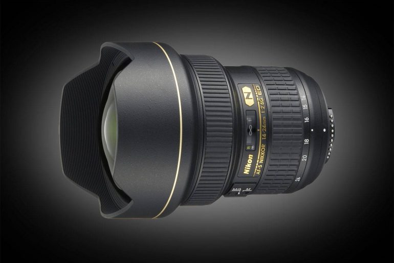 Nikon Nikkor 14-24mm f/2.8
