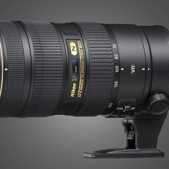 Nikon Nikkor 70-200 f/2.8G VR II
