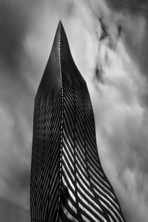 The Fountainhead No 70, by Cole Thompson