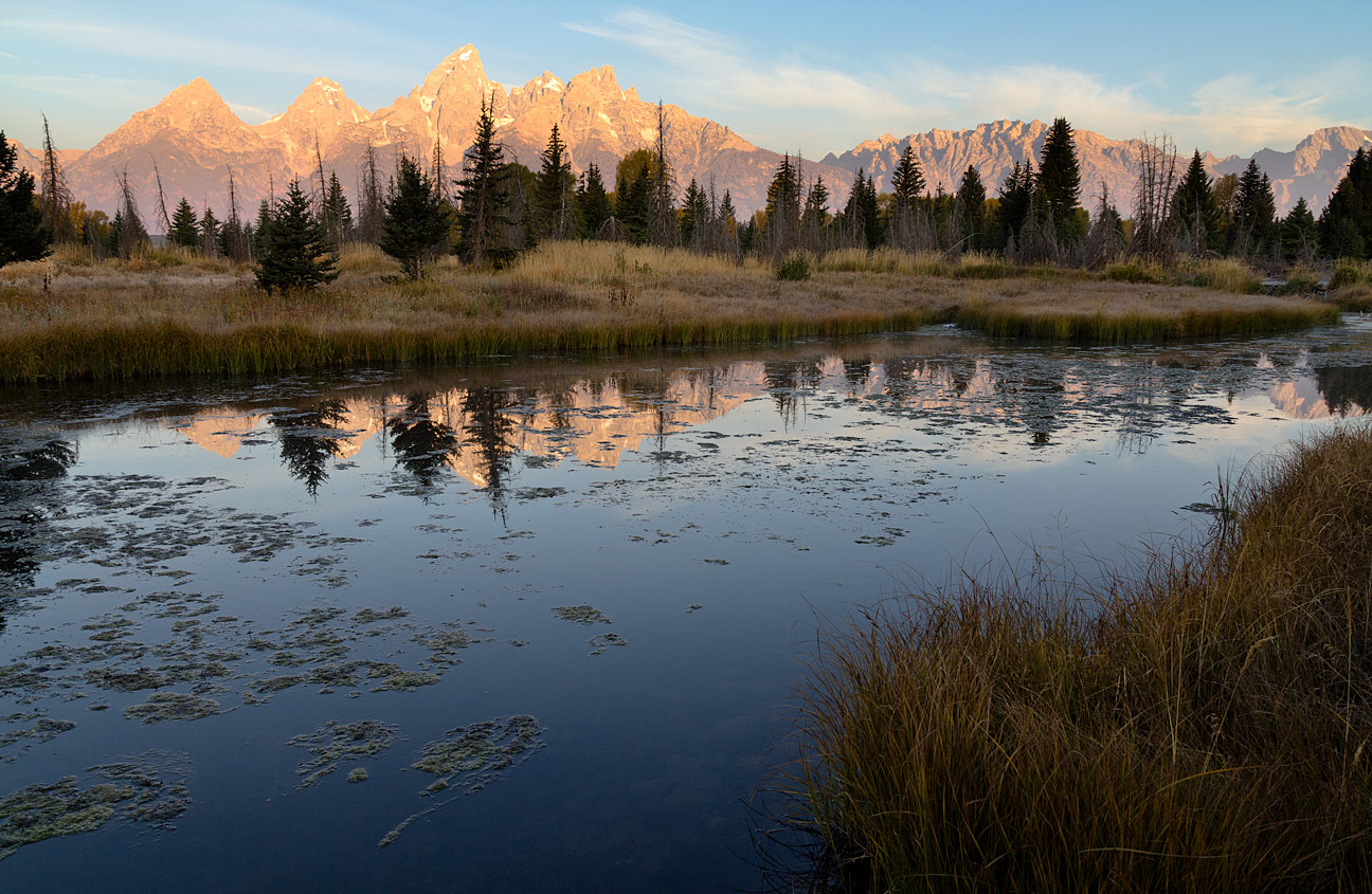 Lower Schwabachers Landing Sunrise