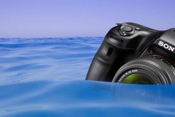 Sony a65 Flooding Graphic