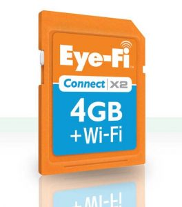 Eye-Fi Connect X2 4GB Card