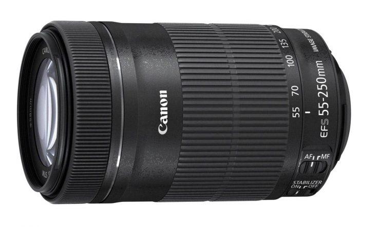 Canon 55-250 STM