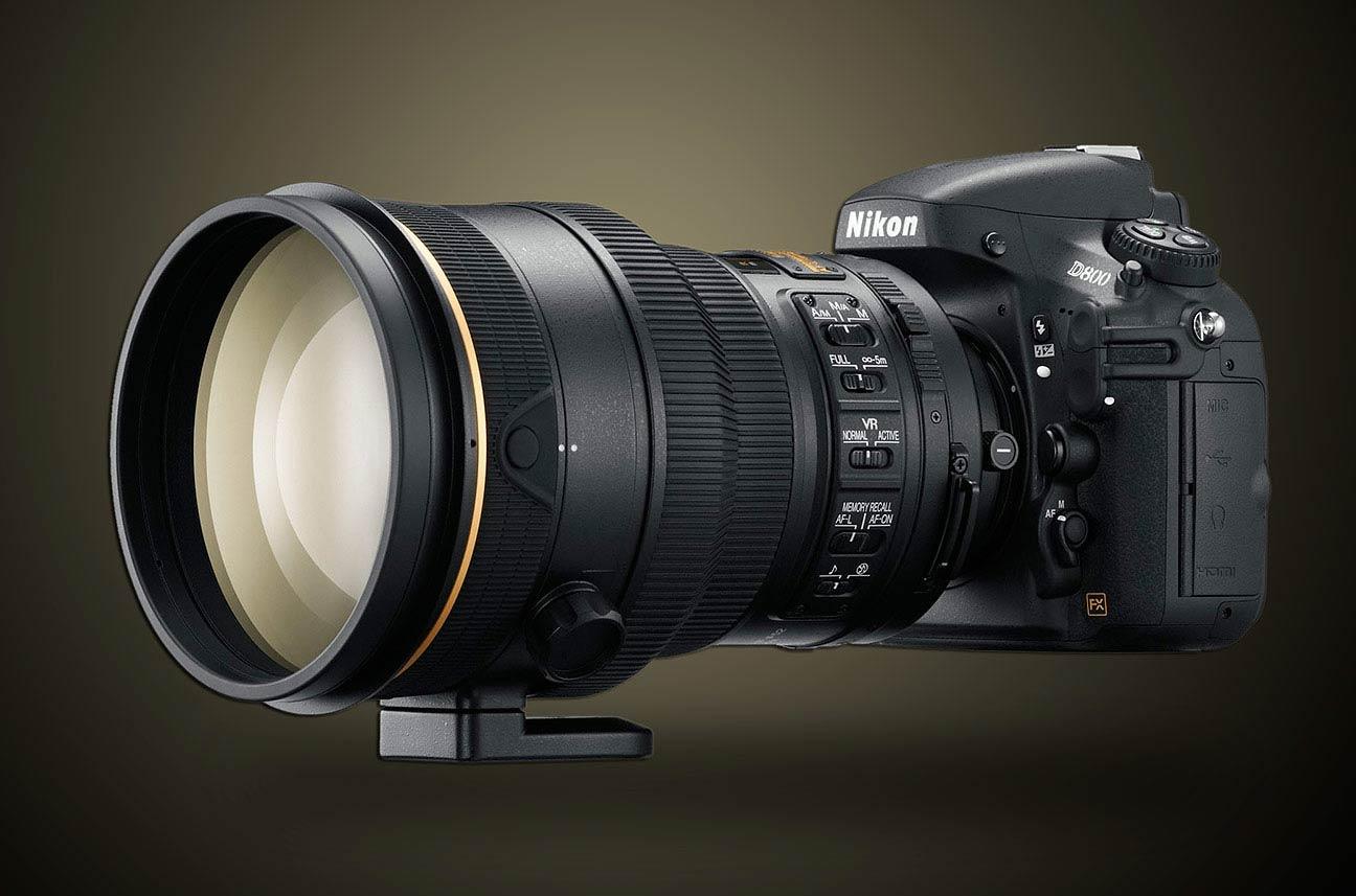 Nikon D800 Announced 36 3 Megapixel Full Frame Slr