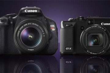 Canon Powershot G1-X vs Canon T3i