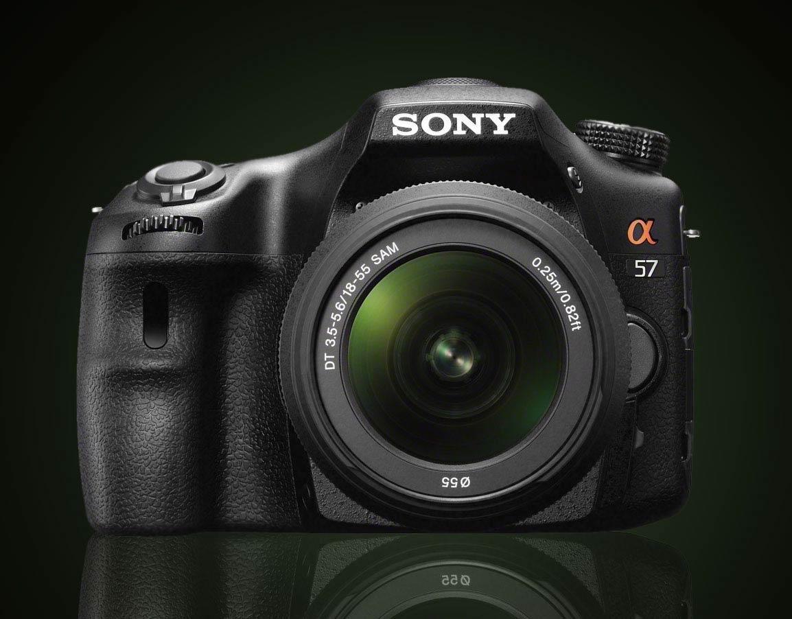 Sony a57 Alpha SLT