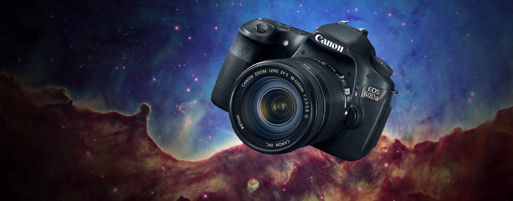 Canon 60Da SLR Body for Astronomy