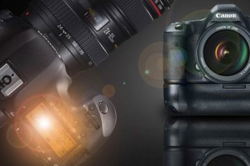Canon 5D Mark III LCD Light Leak Recall