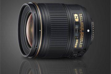 Nikon Nikkor 28mm f.1.8G Lens
