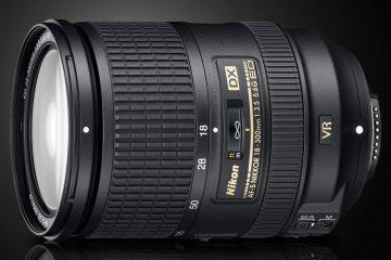Nikon 18-300mm f/3.5-5.6 VR lens