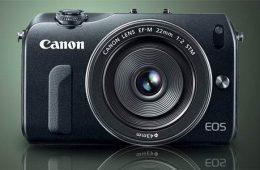 Canon EOS M Camera, Mirrorless